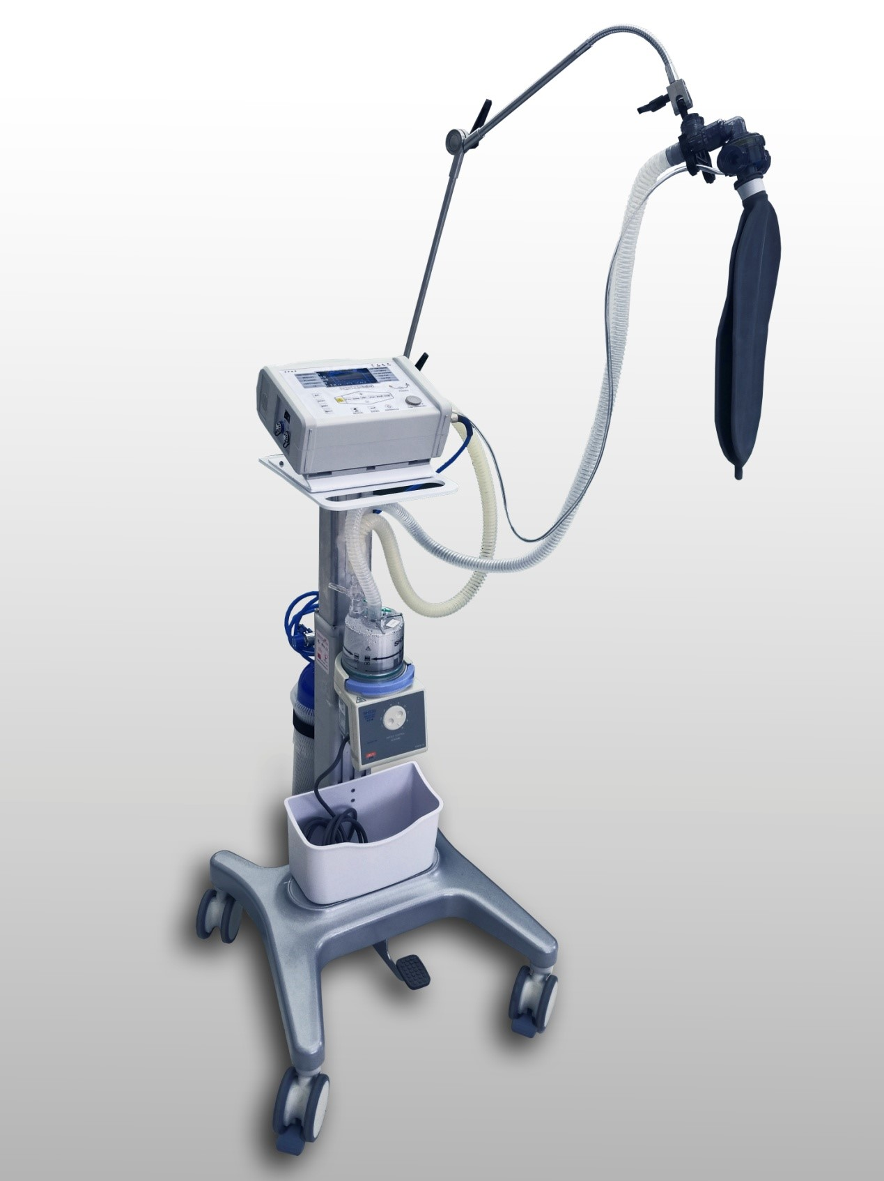 ICU professional Invasive ventilator