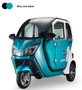 Electric Tricycle New Scooter Three Wheel Electric Vehicle Pick-up Children