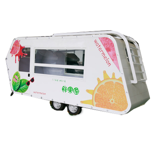 Fruit Food Cart for Sale
