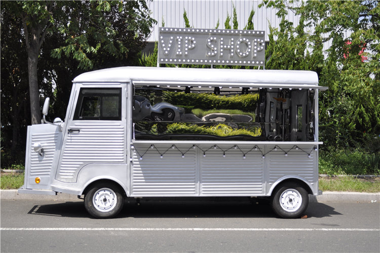 Food Cart Electric Food Truck for Sale
