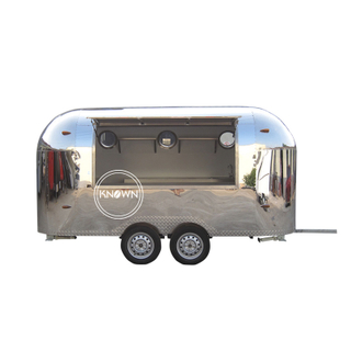2018 customizable low investment food trucks mobile food trailer mobile kitchen kiosk